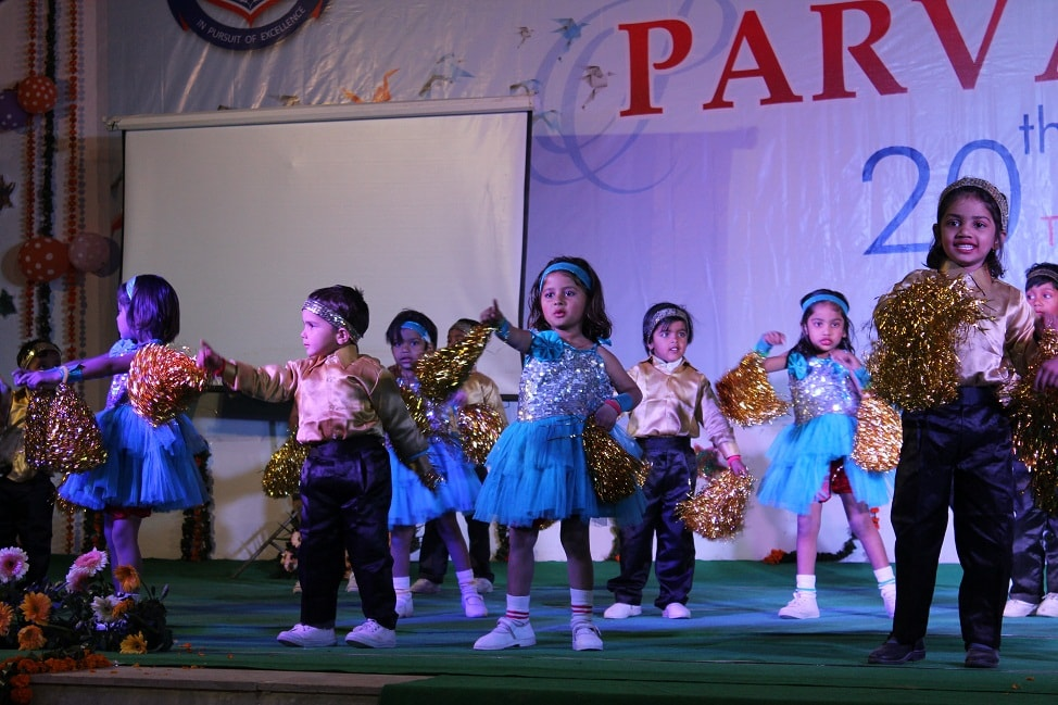 PARVAAZ 2018 - Annual Day @SMPS